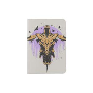 Avengers: Endgame | Thanos Armor Graphic Passport Holder