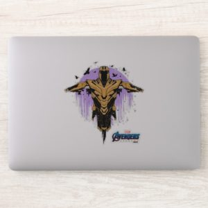 Avengers: Endgame | Thanos Armor Graphic Sticker