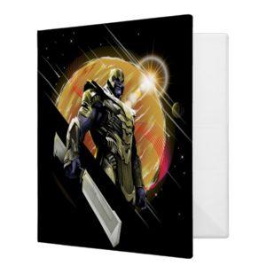 Avengers: Endgame | Thanos Planetary Graphic 3 Ring Binder