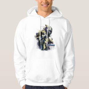 Avengers: Endgame | Thanos Character Graphic Hoodie