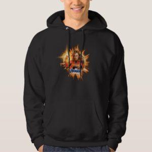 Avengers: Endgame | Captain Marvel Avengers Logo Hoodie