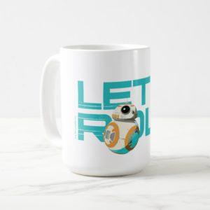 BB-8 | Let's Roll Coffee Mug
