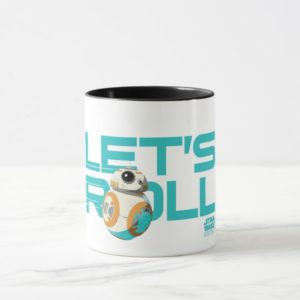 BB-8 | Let's Roll Mug
