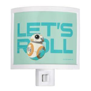BB-8 | Let's Roll Night Light