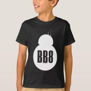 BB-8 Silhouette T-Shirt
