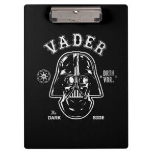 Darth Vader Dark Side Badge Clipboard