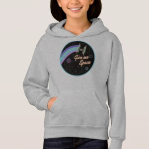 """""""Give Me Space"""" TIE Fighter Graphic Hoodie"""