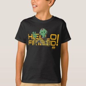 Neeku Vozo | Hello Friend! T-Shirt