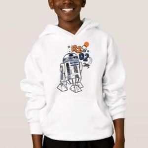 R2-D2 Doodle Hoodie