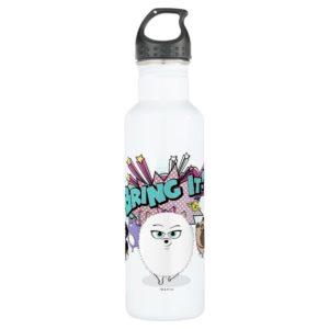 Secret Life of Pets | Bing It! Stainless Steel Water Bottle