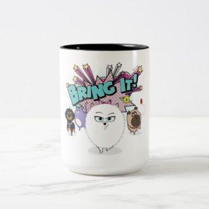 Secret Life of Pets | Bing It! Two-Tone Coffee Mug