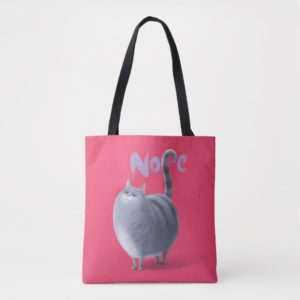 Secret Life of Pets - Chloe | Nope Tote Bag