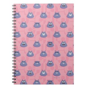 Secret Life of Pets - Chloe Pattern Notebook