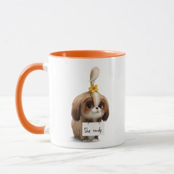 Secret Life of Pets   Daisy - She Ready Mug