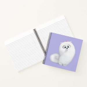 Secret Life of Pets - Gidget Notebook