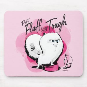 Secret Life of Pets - Gidget | Part Fluff Mouse Pad