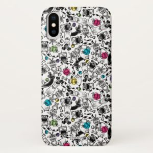 Secret Life of Pets Happy Pattern Case-Mate iPhone Case