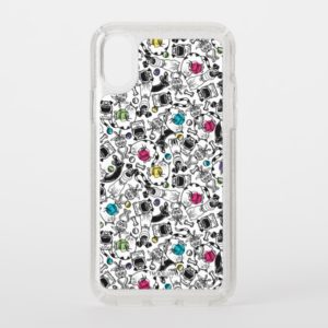 Secret Life of Pets Happy Pattern Speck iPhone Case