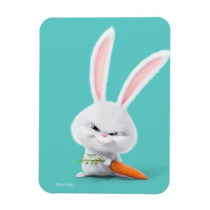 Secret Life of Pets - Insanely Cute Snowball Magnet