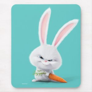 Secret Life of Pets - Insanely Cute Snowball Mouse Pad