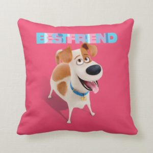 Secret Life of Pets - Max | Best Friend Throw Pillow