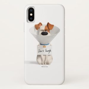 Secret Life of Pets | Max - Don't Laugh Case-Mate iPhone Case