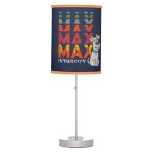Secret Life of Pets - Max in the City Desk Lamp