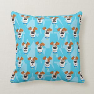 Secret Life of Pets - Max Pattern Throw Pillow