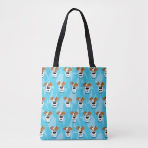 Secret Life of Pets - Max Pattern Tote Bag