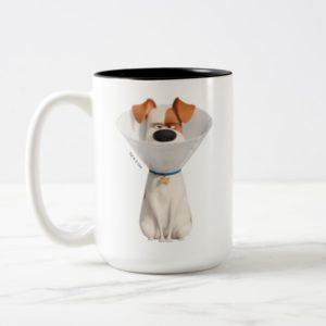 Secret Life of Pets - Max | Really? Two-Tone Coffee Mug