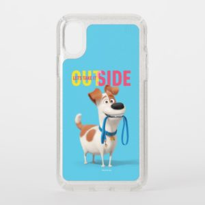 Secret Life of Pets - Max | Take it Outside Speck iPhone Case