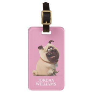 Secret Life of Pets - Mel Bag Tag