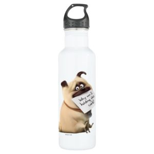 Secret Life of Pets | Mel - Holding Card Stainless Steel Water Bottle
