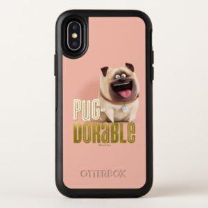 Secret Life of Pets - Mel | Pug-Dorable OtterBox iPhone Case