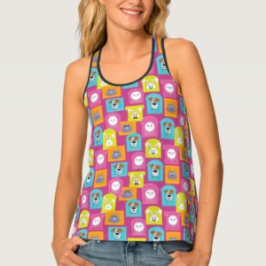 Secret Life of Pets Pattern Tank Top