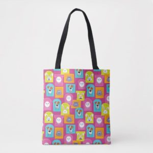 Secret Life of Pets Pattern Tote Bag