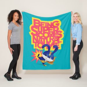 Secret Life of Pets - Snowball | Being Super Fleece Blanket