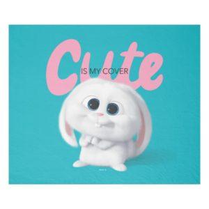 Secret Life of Pets - Snowball | Cute is My Cover Fleece Blanket