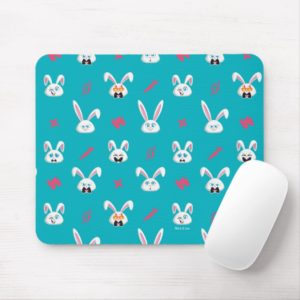 Secret Life of Pets - Snowball Pattern Mouse Pad