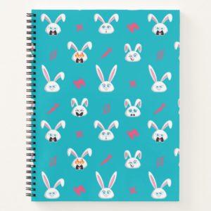 Secret Life of Pets - Snowball Pattern Notebook