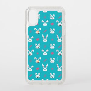 Secret Life of Pets - Snowball Pattern Speck iPhone Case
