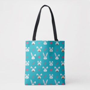 Secret Life of Pets - Snowball Pattern Tote Bag