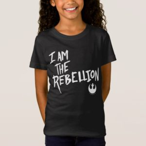 Star Wars   I Am The Rebellion T-Shirt