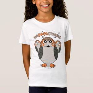 Star Wars Porgs | UNPORGETTABLE T-Shirt