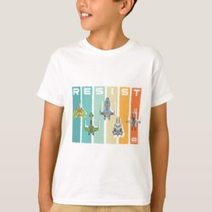 "Star Wars Resistance | Ace Squadron ""Resist"" T-Shirt"