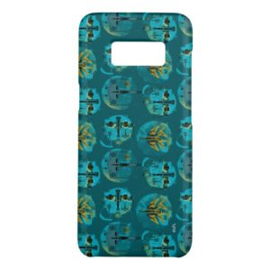 Star Wars Resistance | Teal Ace Fighters Pattern Case-Mate Samsung Galaxy S8 Case