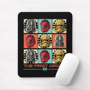Star Wars Resistance | The First Order Mouse Pad