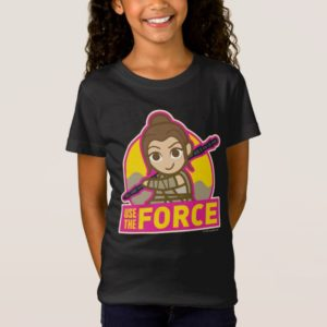 Star Wars   Rey - Use the Force T-Shirt