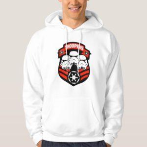 Stormtroopers Imperial Badge Hoodie