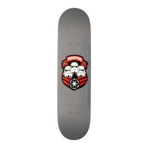 Stormtroopers Imperial Badge Skateboard
